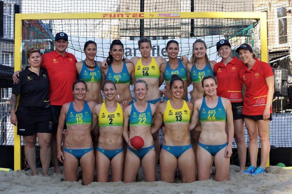 Team Beach Australia