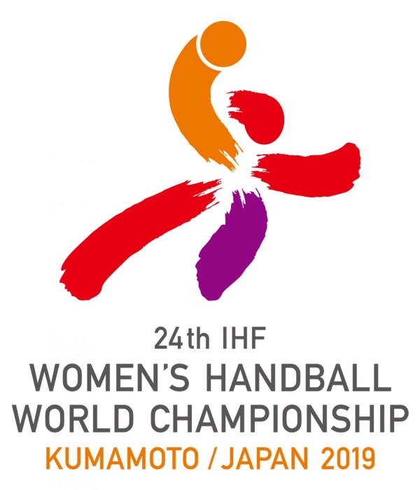 2019 Handball World Championship Logo